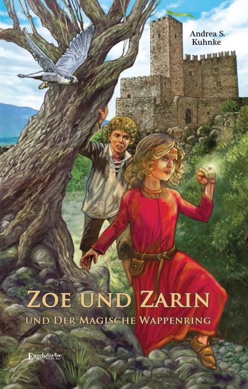 Zoe und Zarin und der magische Wappenring