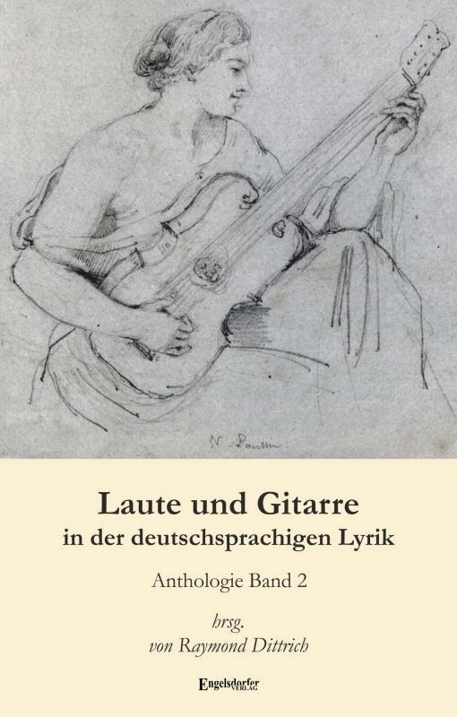 Laute und Gitarre in der deutschsprachigen Lyrik (Band 2)