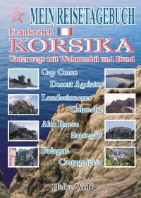 Mein Reisetagebuch - Korsika