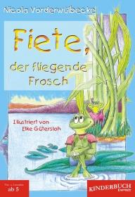 Fiete, der fliegende Frosch