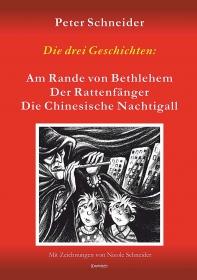 Die drei Geschichten: Am Rande von Bethlehem, Der Rattenfänger und Die Chinesische Nachtigall sind aus dem Spielprogramm des Marionetten-Theaters Wieslocher Puppenstube