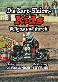Die Kart-Slalom-Kids